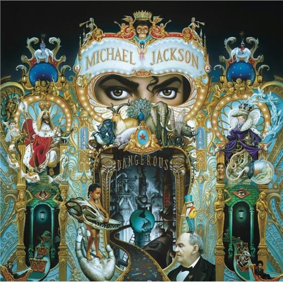 Michael Jackson - Dangerous - 2015 Remaster