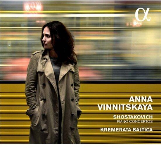 Dimitri Schostakowitsch (1906-1975), Anna Vinnitskaya & Kremerata Baltica - Piano Concertos