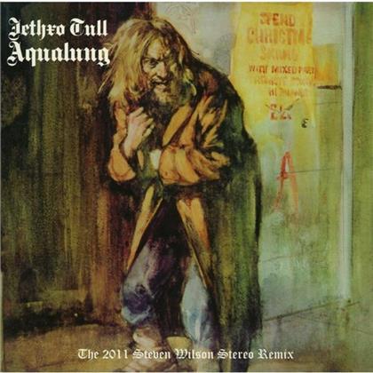 Jethro Tull - Aqualung - 2015 Version - Steven Wilson Mix (Remastered)