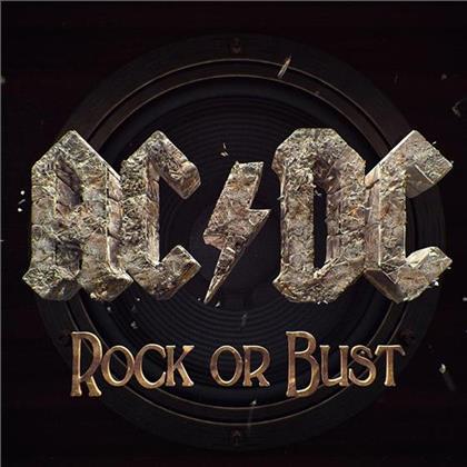 AC/DC - Rock Or Bust - Tour Edition + T-Shirt L