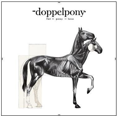 Doppelpony - Fat Pony Love (2 LPs)