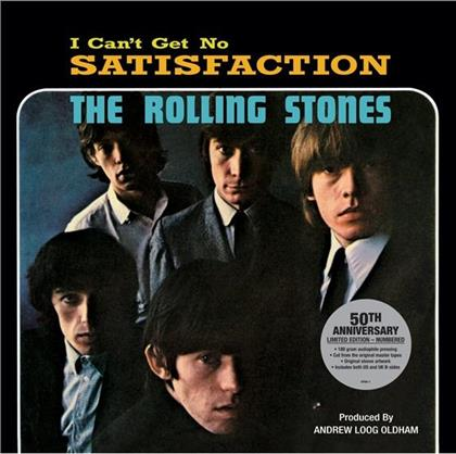 "The Rolling Stones - (I Can't Get No) Satisfaction - 50th Anniversary (12"" Maxi)"