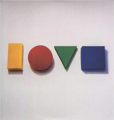 Jason Mraz - Love Is A Four Letter Word (LP)