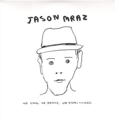 Jason Mraz - We Sing We Dance We Steal Things (LP)