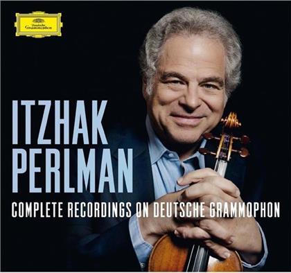 Itzhak Perlman - Complete Recordings On Deutsche Grammaphon (25 CDs)