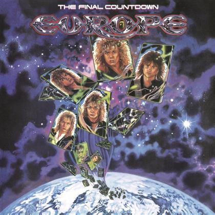 Europe - Final Countdown - Music On Vinyl (LP)