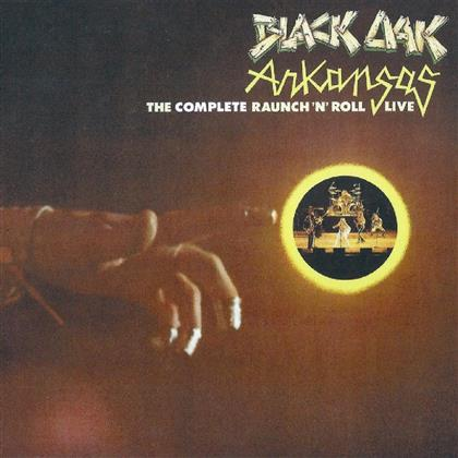 Black Oak Arkansas - Complete Raunch N' Roll (New Version, 2 CDs)
