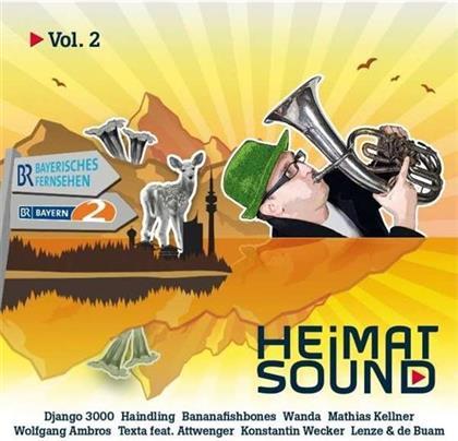 BR-Heimatsound - Vol. 2 (2 CDs)
