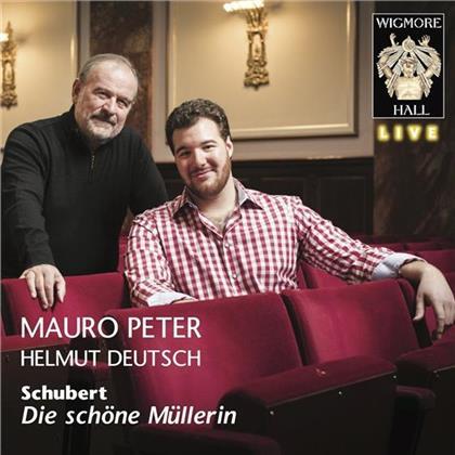 Franz Schubert (1797-1828), Mauro Peter & Helmut Deutsch - Die Schöne Müllerin D795