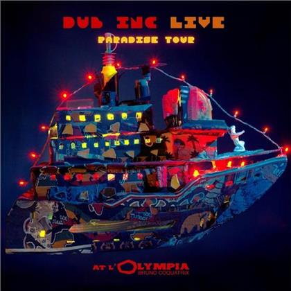 Dub Inc. - Live At L'Olympia (2 CDs + DVD)