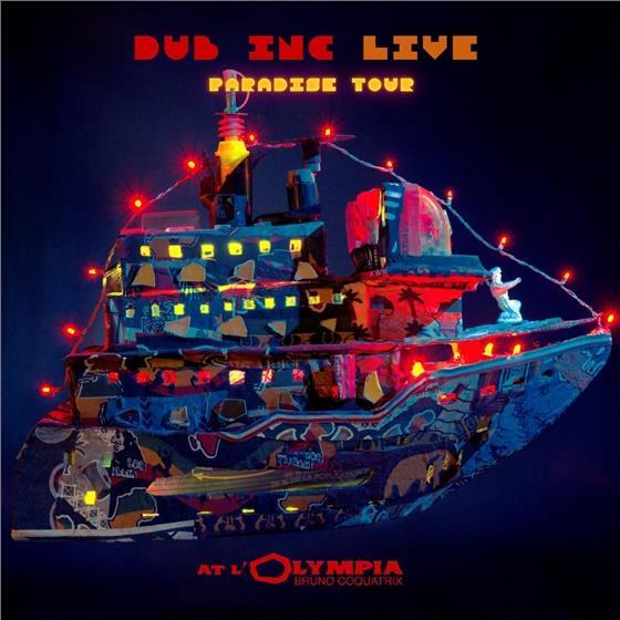 Dub Inc. - Live At L'Olympia (2 CDs + DVD)
