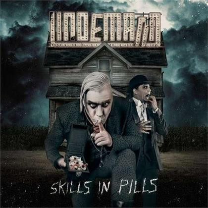 Lindemann (Till Lindemann/Peter Tägtgren) - Skills In Pills (Limited Super Deluxe Edition, CD + Book)