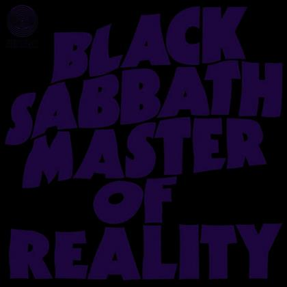 Black Sabbath - Master Of Reality (2015 Version, LP)