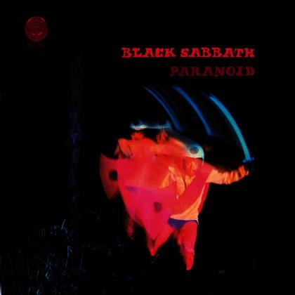 Black Sabbath - Paranoid (2015 Version, LP)