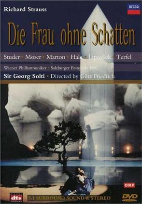 Wiener Philharmoniker, Sir Georg Solti, … - Strauss - Die Frau ohne Schatten (Decca, 2 DVDs)