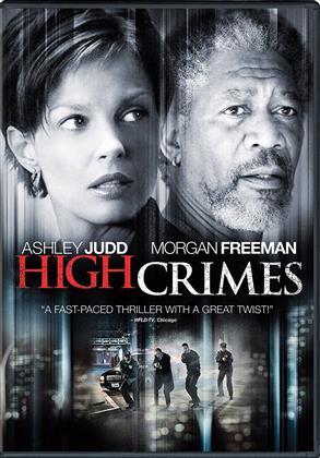 High Crimes - High Crimes / (Rpkg Sub Ws) (2002) (Repackaged, Widescreen)