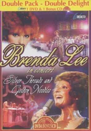Lee Brenda - Silver Threads & Golden... (DVD + CD)