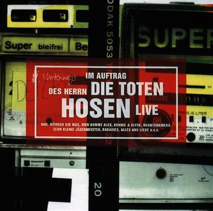 Die Toten Hosen - Live - Im Auftrag Des Herren