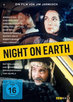 Night on Earth (1991) (Arthaus)