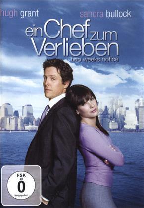 Ein Chef zum Verlieben (2002)
