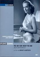 To be or not to be - (Jeux dangereux) (1942)