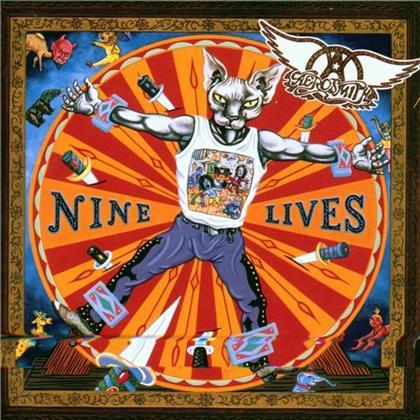 Aerosmith - Nine Lives (European Edition)