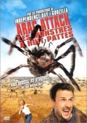 Arac Attack - Les monstres a huit pattes