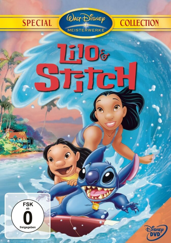 Lilo & Stitch - (Special Collection) (2002)