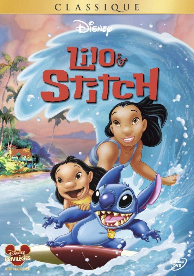 Lilo & Stitch (2002) (Classique)