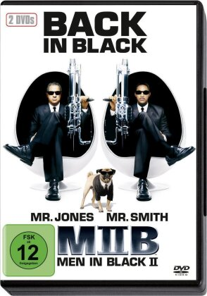 Men in black 2 (2002) (2 DVDs)