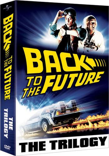 Back to the Future - 25th Anniversary Trilogy (Anniversary Edition, 4 DVDs)