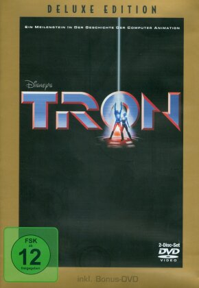 Tron - Das Original (1982) (Special Edition, 2 DVDs)