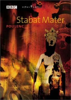 BBC Philharmonic, Christopher Robinson & Judith Howarth - Poulenc - Stabat Mater (BBC, Opus Arte)