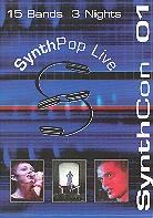 Various Artists - Synthcon '01