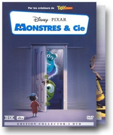 Monstres & Cie. (2001) (Collector's Edition, 2 DVDs)