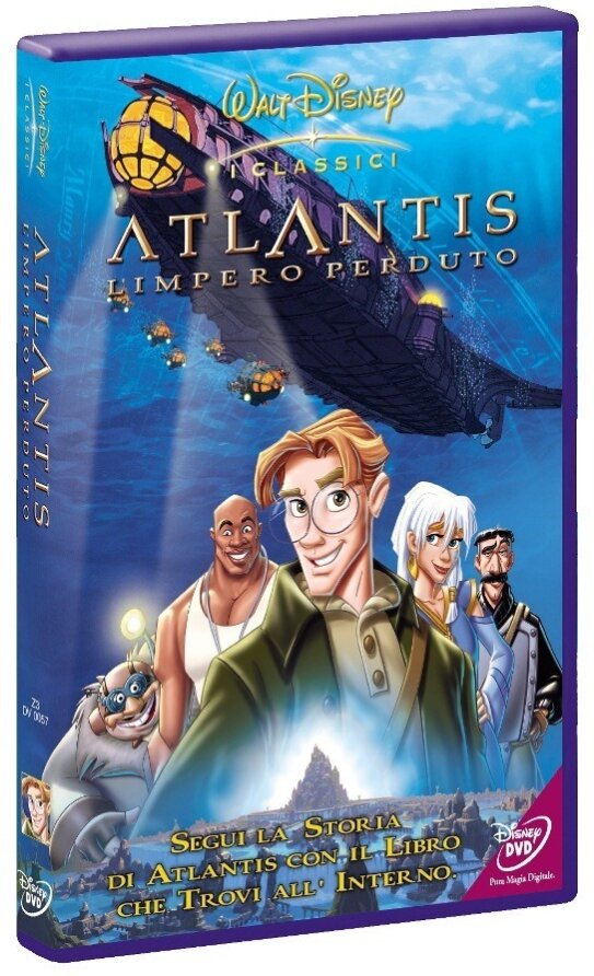 Atlantis - L'impero perduto (2001) (Cofanetto, Deluxe Edition, 2 DVD)