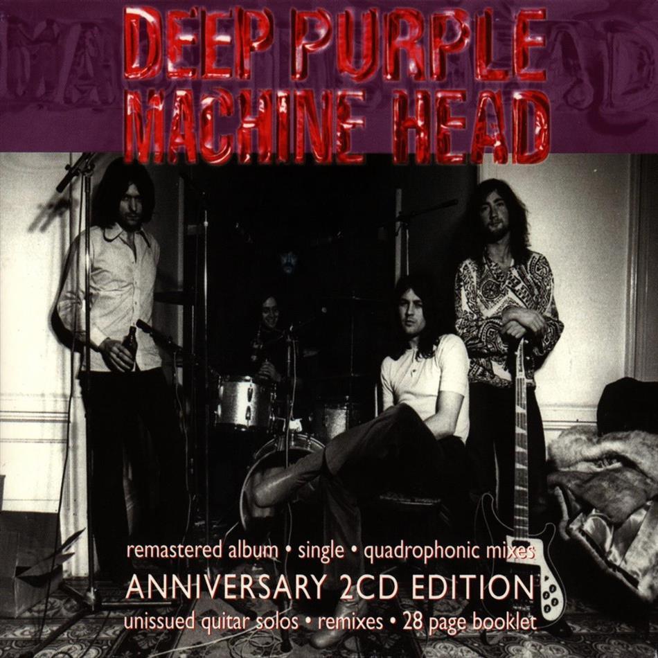 Deep Purple - Machine Head (25th Anniversary Edition, 2 CDs)