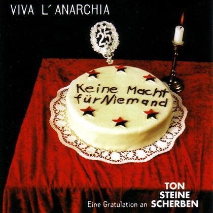 Tribute To Ton Steine Scherben - Various - Viva L'anarchia