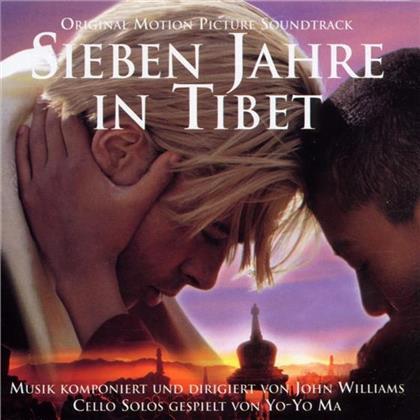 John Williams (*1932) (Komponist/Dirigent) - Seven Years In Tibet - OST
