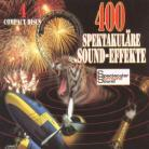 400 Sound Effects (4 CDs)