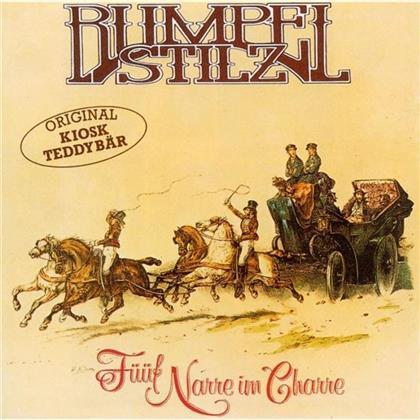 Rumpelstilz - Füüf Narre Im Charre (Remastered)
