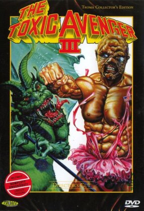 The Toxic Avenger 3 (1989) (Director's Cut)
