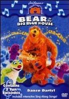 The bear in the big blue house - Dance party