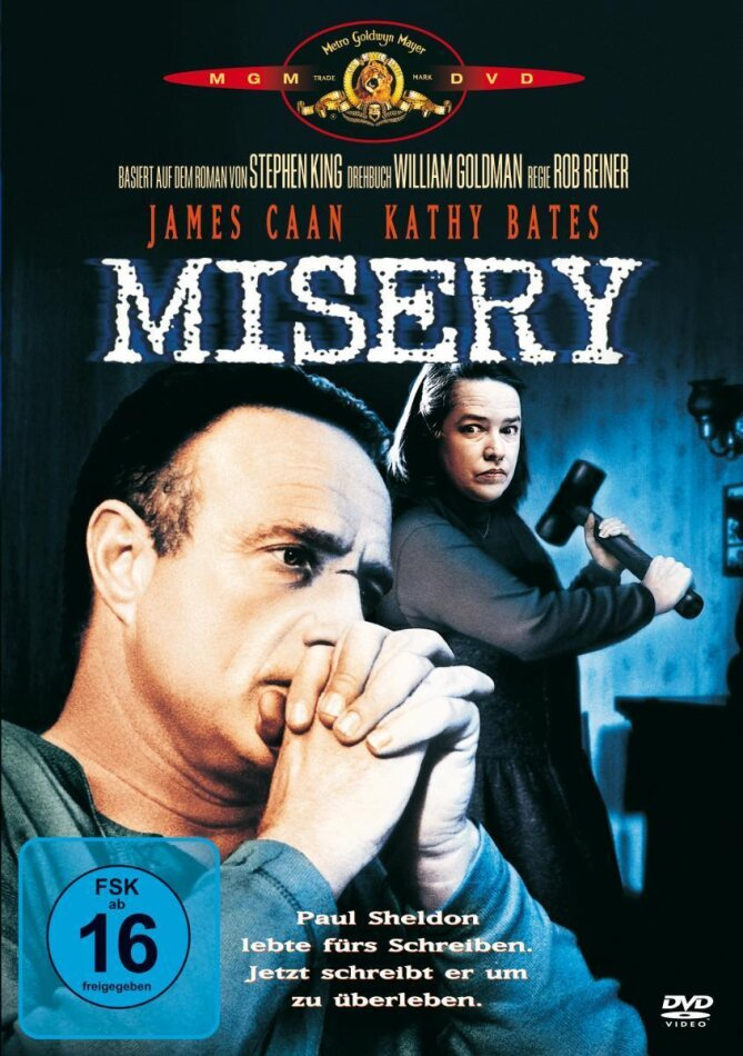 Misery (1990) (Gold Edition)