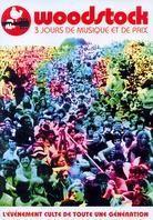 Various Artists - Woodstock - 3 jours de musique et de paix