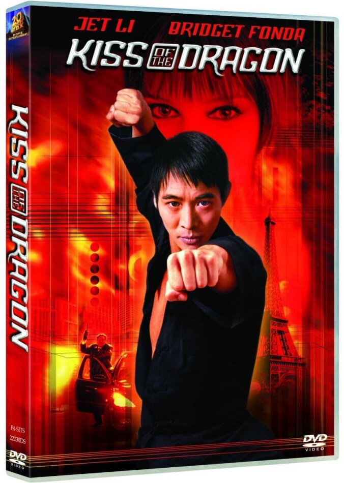 Kiss of the Dragon - Jet Li (2001)