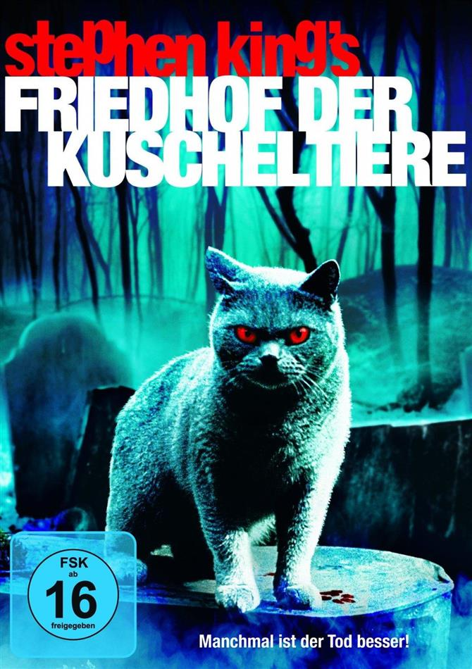 Friedhof der Kuscheltiere (1989) (Uncut)