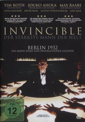 Invincible - Der stärkste Mann der Welt (2001)
