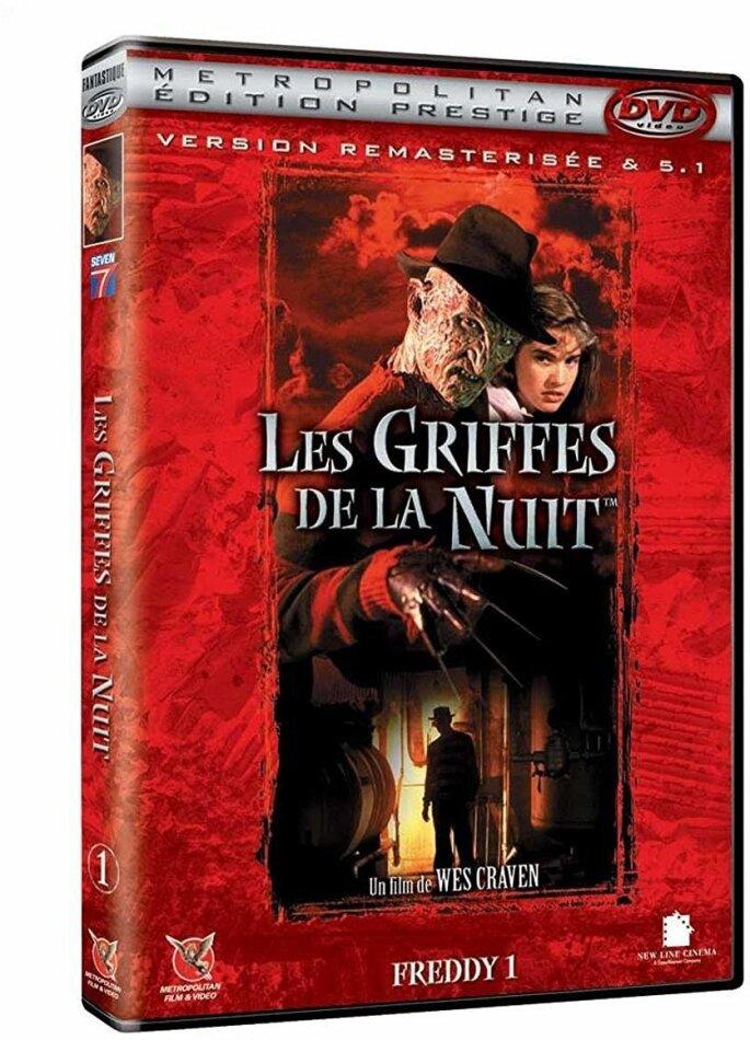 Les griffes de la nuit (1984) (Édition Prestige)