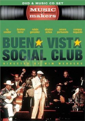 Buena Vista Social Club - (Music Makers) (1999)